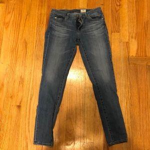 "AG Jeans ""The Legging Ankle"""